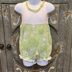 Haute baby Onesie romper size 12 month